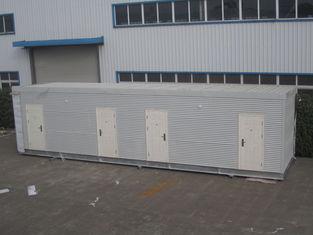 China Energie - besparings Prefab Modulaire Huizen, Modulaire het Huisplannen van de Hitteisolatie leverancier
