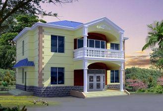 China Ce-Huis van het Certificaat het Prefabstaal, Lichte het Huisvilla van de Staalstructuur leverancier