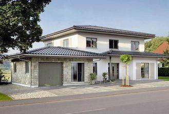 China Energie - de besparing Geprefabriceerde Villa van de Staalstructuur, Moderne Prefabvilla voor Familie leverancier