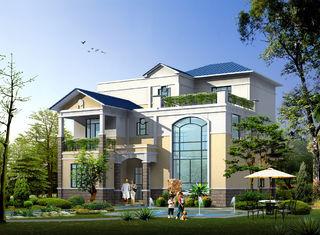 China Geprefabriceerd huis, Geprefabriceerde Landelijke Villa met Licht Staalkader leverancier