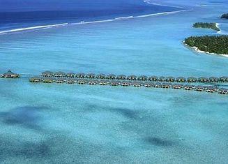 China Belize/de Bungalow van de Maldiven Overwater met Licht Staal, over de Waterbungalowwen leverancier