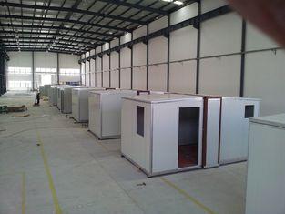 China Hoog - de Schuilplaats/de na-Rampenhuisvesting van de kwaliteits Vouwbare Draagbare Noodsituatie/Sandwichcomité Huisvesting leverancier