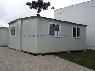 China Vouwbare Modulaire Geprefabriceerde Huisvesting/Witte Draagbare Noodsituatiehuisvesting leverancier