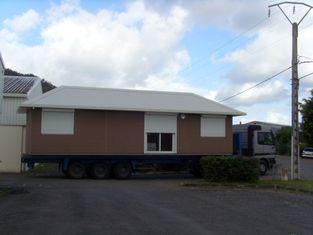 China Livable Prefabsta-caravan/Groene Douanesta-caravan voor Familie leverancier