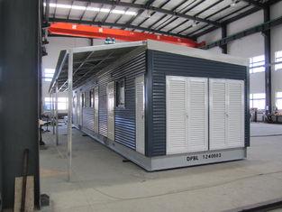 China Australische Vervoerbare Mijnbouwaanpassing/Kleine Prefab Modulaire Huizen leverancier