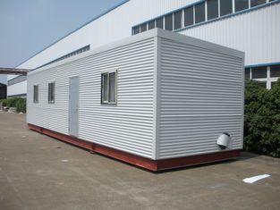 China Hoge het Blokhuis Modulaire Huizen van Isolatieeco, Groene Prefab Modulaire Logboekhuizen leverancier