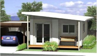 China Moderne Geprefabriceerde Bungalowhuizen, Prefab Moderne Huizen, vlakke de Oma van Australië leverancier