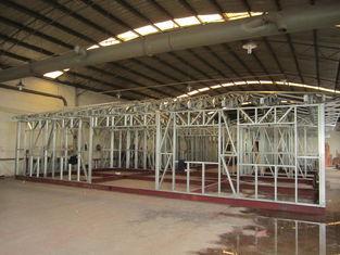 China De lichtgewicht Lichte Huizen van het Staalkader leverancier