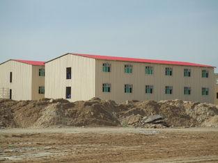 China Lage Kosten Prefab Commerciële Gebouwen/de Prefab het Metaalbouw van Energiesaveing leverancier