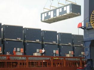 China Economische Aangewezen Moderne Modulaire Huizenuitrustingen met Gebeëindigde Oppervlakte leverancier
