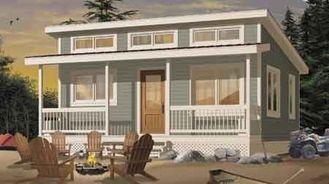 China Prefab het Geprefabriceerde huisuitrusting van Huisuitrustingen, Klein Villaontwerp/Wpc-Muur Clading leverancier