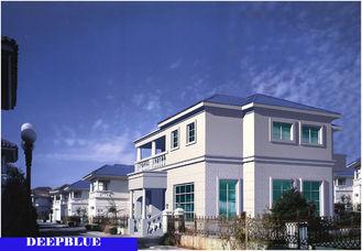 China Europese Stijl Geprefabriceerde Villa/Hoogte - de Bekendheidshuis van het kwaliteits Licht Staal leverancier