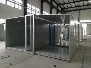 China De vouwbare Draagbare van de Schuilplaatsenlutos van de Noodsituatiefamilie panelen van de het huissandwich leverancier