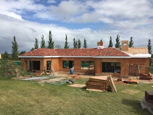 China Het lichte het Comité van het Staalbeton Geprefabriceerde huis van China/Gemakkelijke Installatievilla leverancier