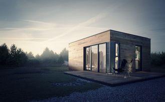 China Studio van de geprefabriceerd huis de Prefabtuin met de Lichte Opslag van het Staalkader leverancier
