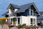 China De Russische Villa van het Stijl Prefabhuis/Lichte pre Vervaardigd van het Staalkader Huizen fabriek