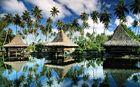 China De geprefabriceerd huis Geprefabriceerde Bungalow van Bali, de Bungalowwen van Tahiti Overwater voor Toevlucht de Maldiven fabriek