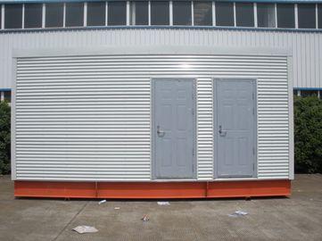 China De multifunctionele Prefab Modulaire Huizen van het Staalkader voor Mobiel Toilet/Bureau verdeler