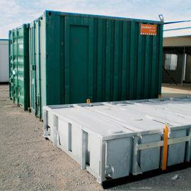 China Beweegbaar Minicontainerhuis, de volledig Gebeëindigde Modulaire Huizen van de Opslagcontainer verdeler