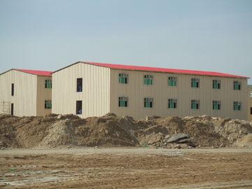 Lage Kosten Prefab Commerciële Gebouwen/de Prefab het Metaalbouw van Energiesaveing
