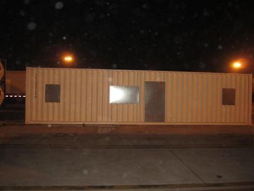 China Brede na-Rampen Moderne Modulaire Huizen, de Lichte Uitrustingen van het Staal Modulaire Huis verdeler