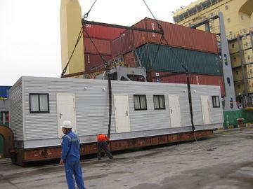 China De architect ontwierp Modulaire Huizen/Licht Staal Breed Modulair Tabernakel verdeler